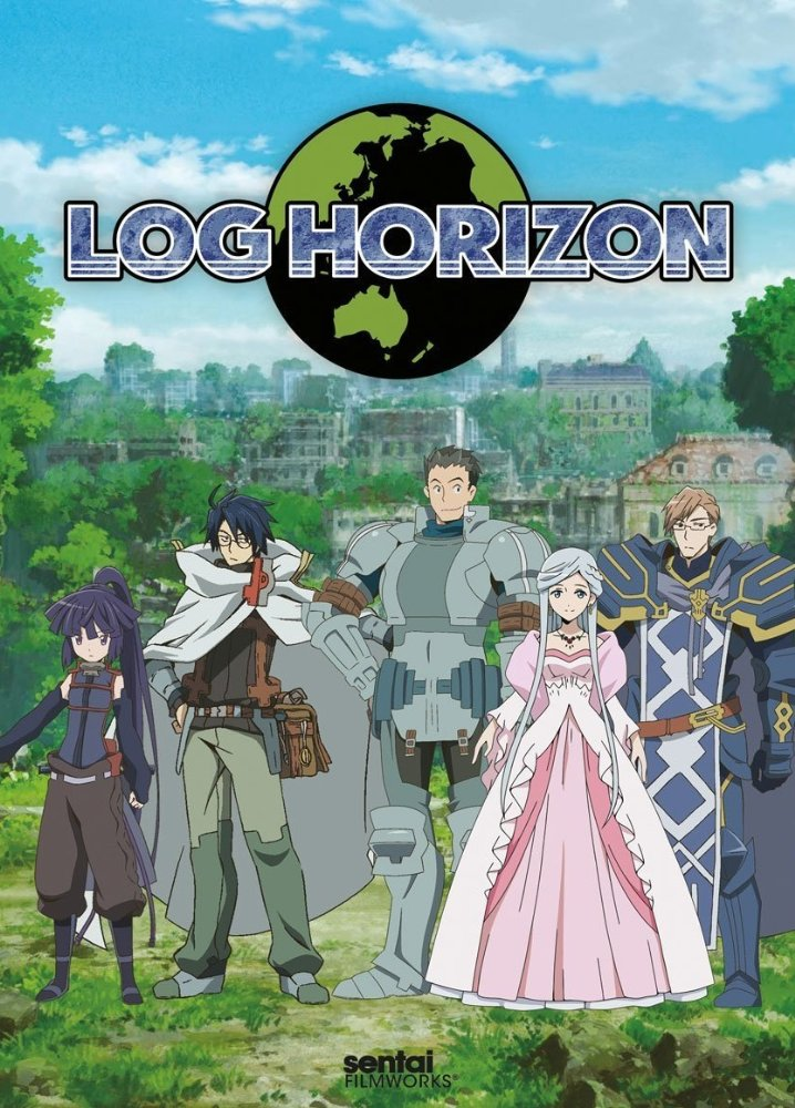 Watch Movie Log Horizon - Season 01 (English Audio)