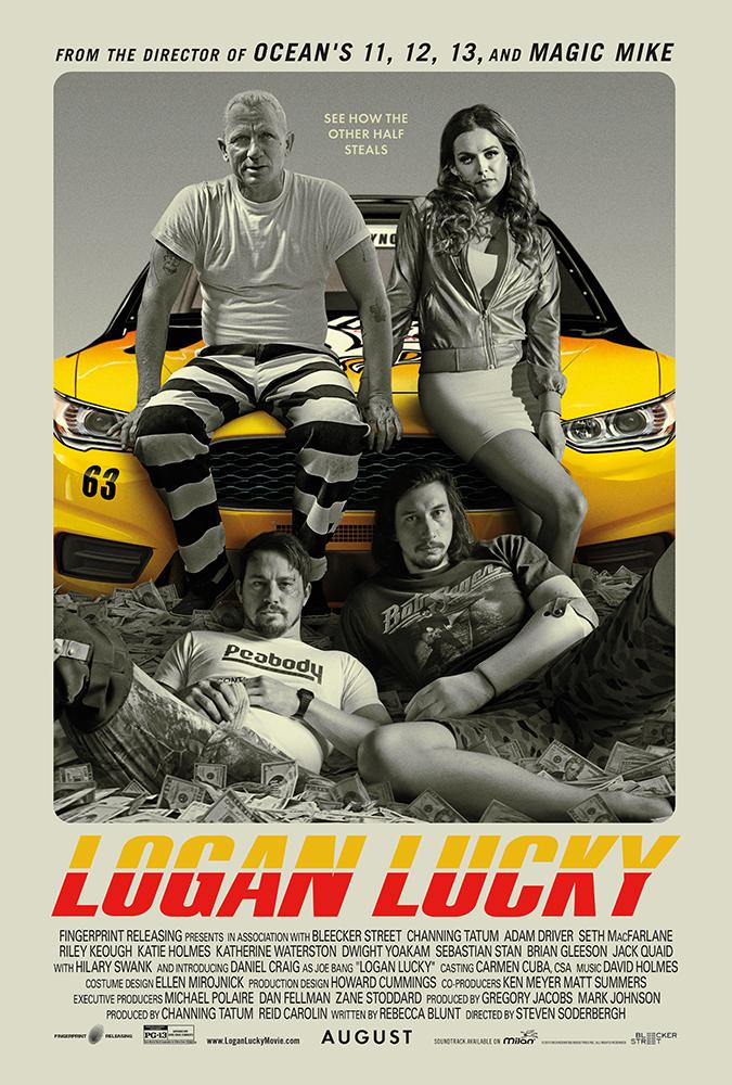 Watch Movie Logan Lucky