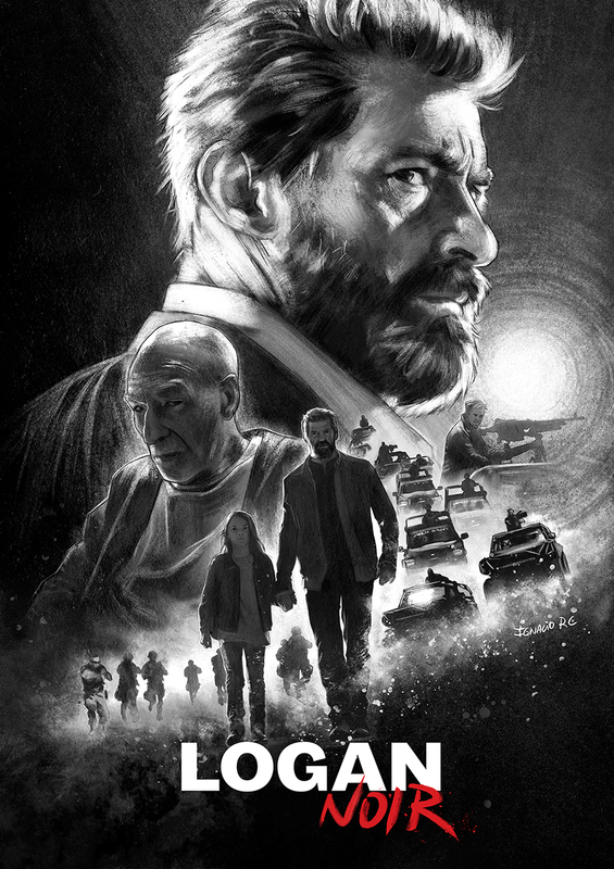 Watch Movie Logan Noir