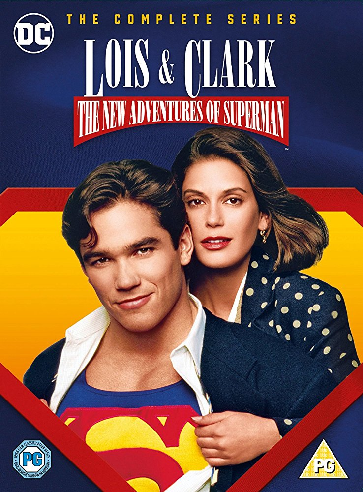 Watch Movie Lois & Clark: The New Adventures of Superman - Season 1
