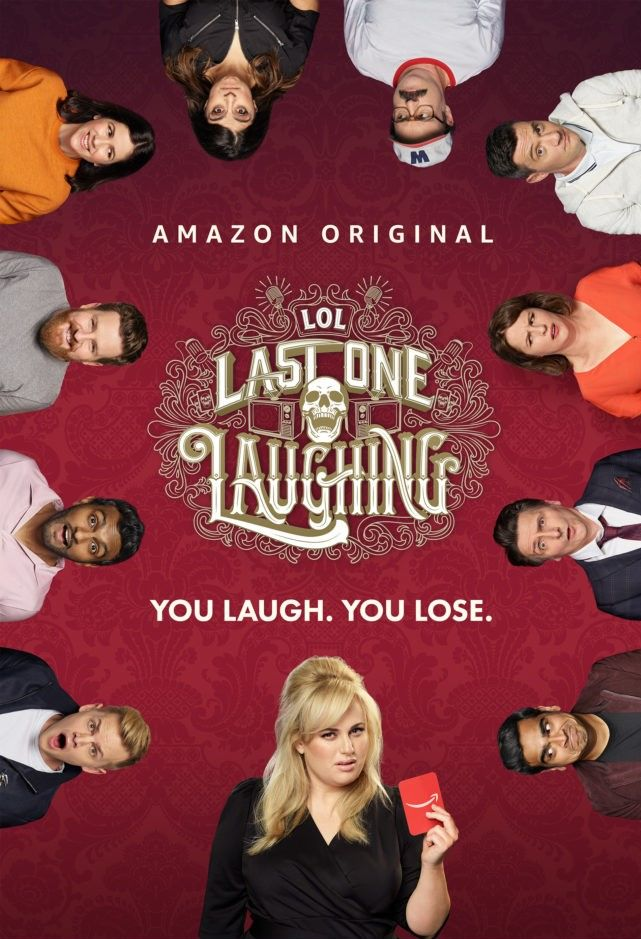 Watch Movie LOL : Last One Laughing Australia - Season 1