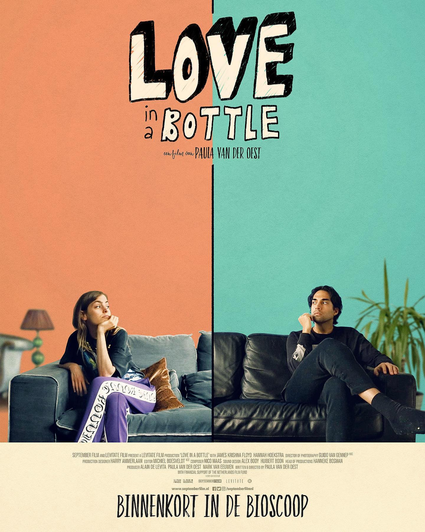 Watch Movie Love in a Bottle
