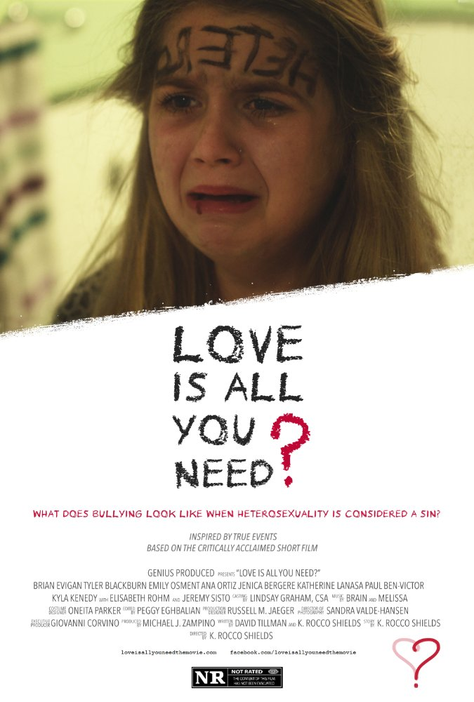 Watch Movie Love Is All You Need?