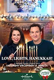 Watch Movie Love, Lights, Hanukkah!