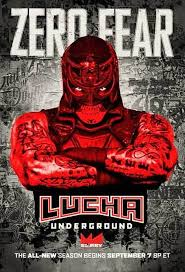 Watch Movie Lucha Underground - Season 3