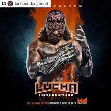 Watch Movie Lucha Underground - Season 4