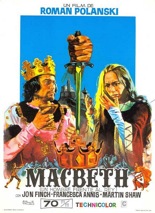 Watch Movie Macbeth (1971)