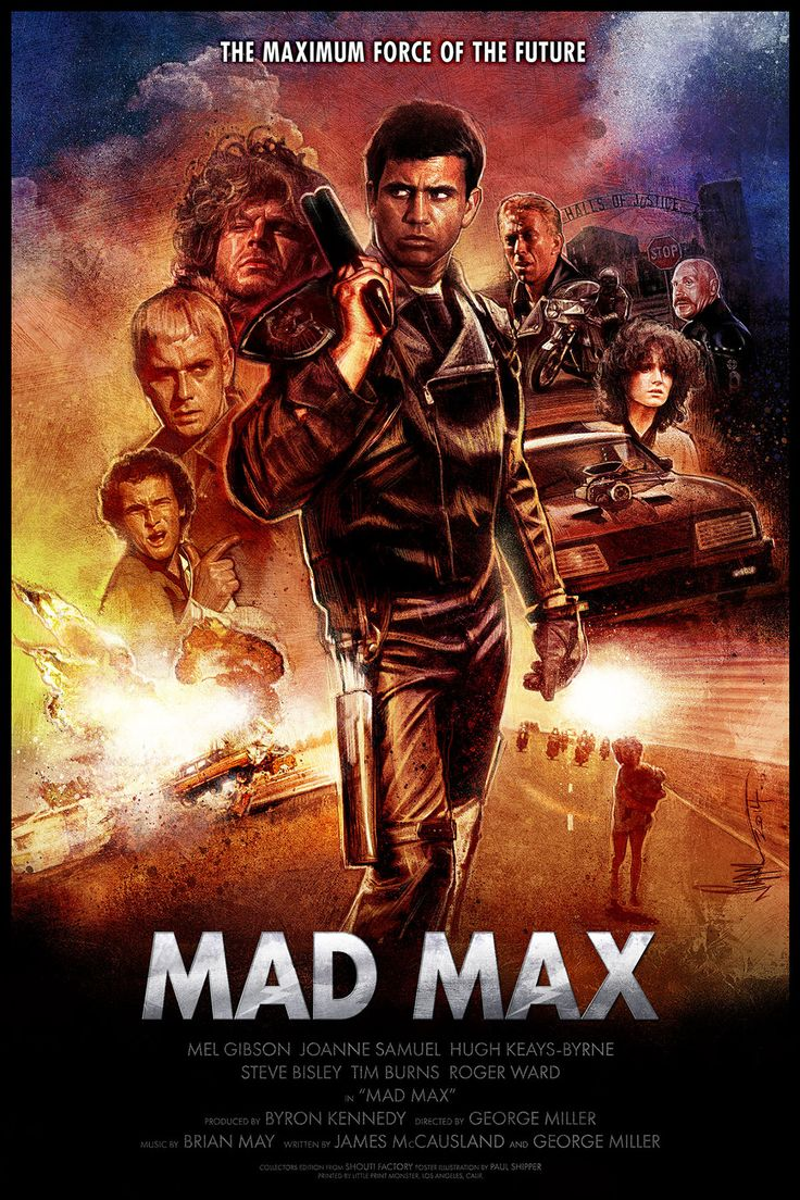 Watch Movie Mad Max (1979)
