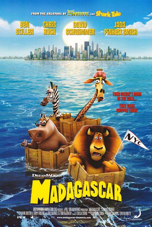 Watch Movie Madagascar