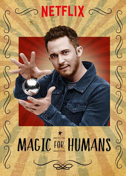 Watch Movie Magic for Humans - Season 3