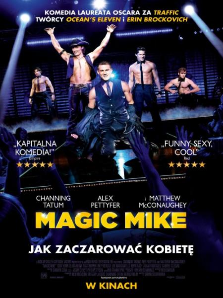 Watch Movie Magic Mike