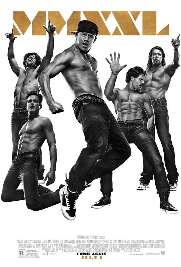 Watch Movie Magic Mike Xxl