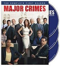 Watch Movie Major Crimes season 1
