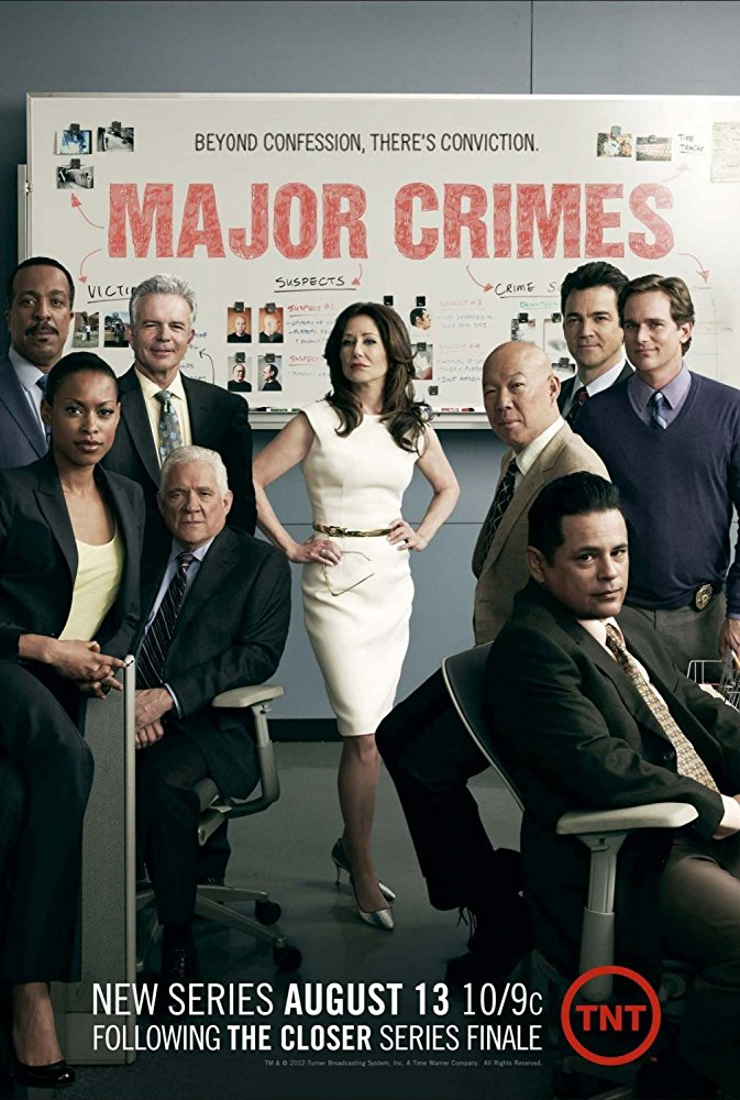 Watch Movie Major Crimes - Season 6