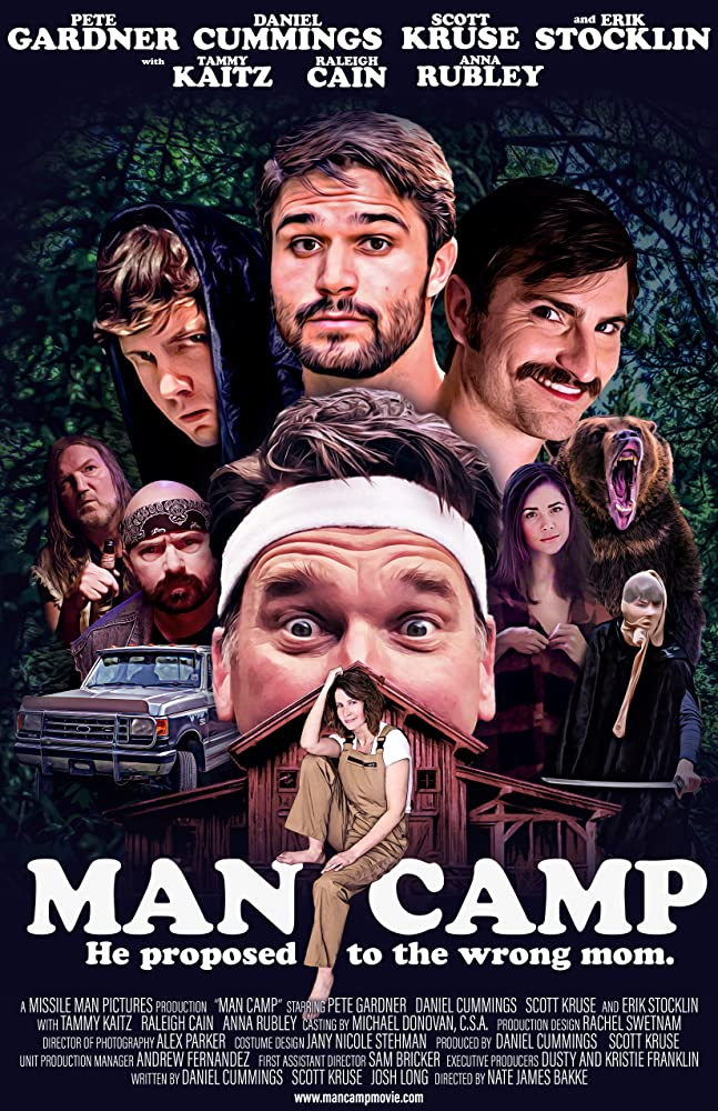 Watch Movie Man Camp