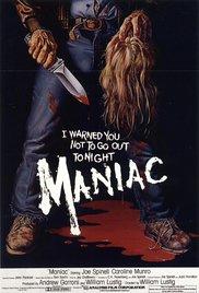 Watch Movie Maniac (1980)