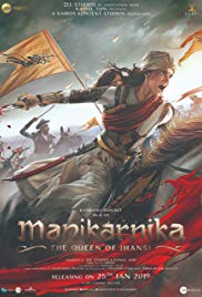 Watch Movie Manikarnika The Queen of Jhansi