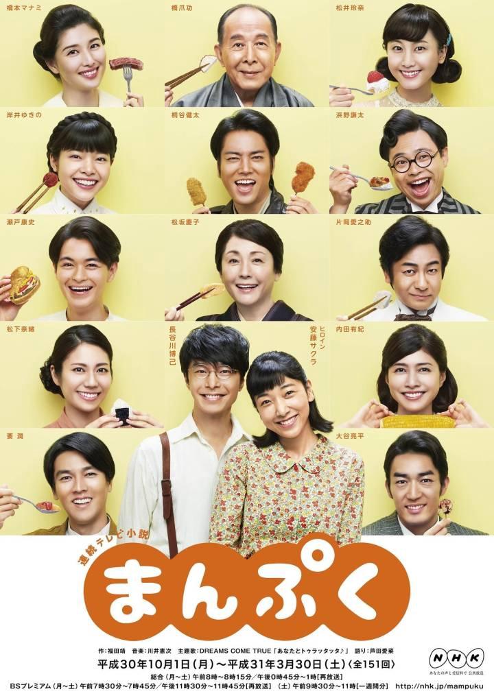 Watch Movie Manpuku