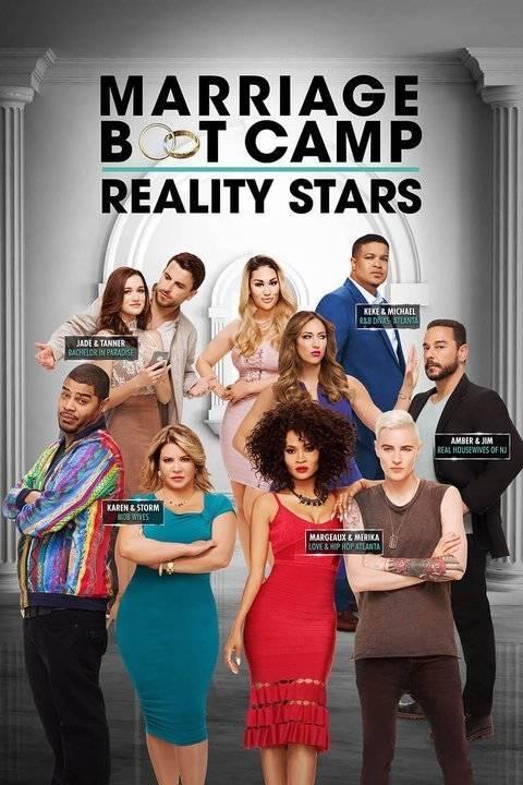Watch Movie Marriage Boot Camp Reality Stars - Season 12