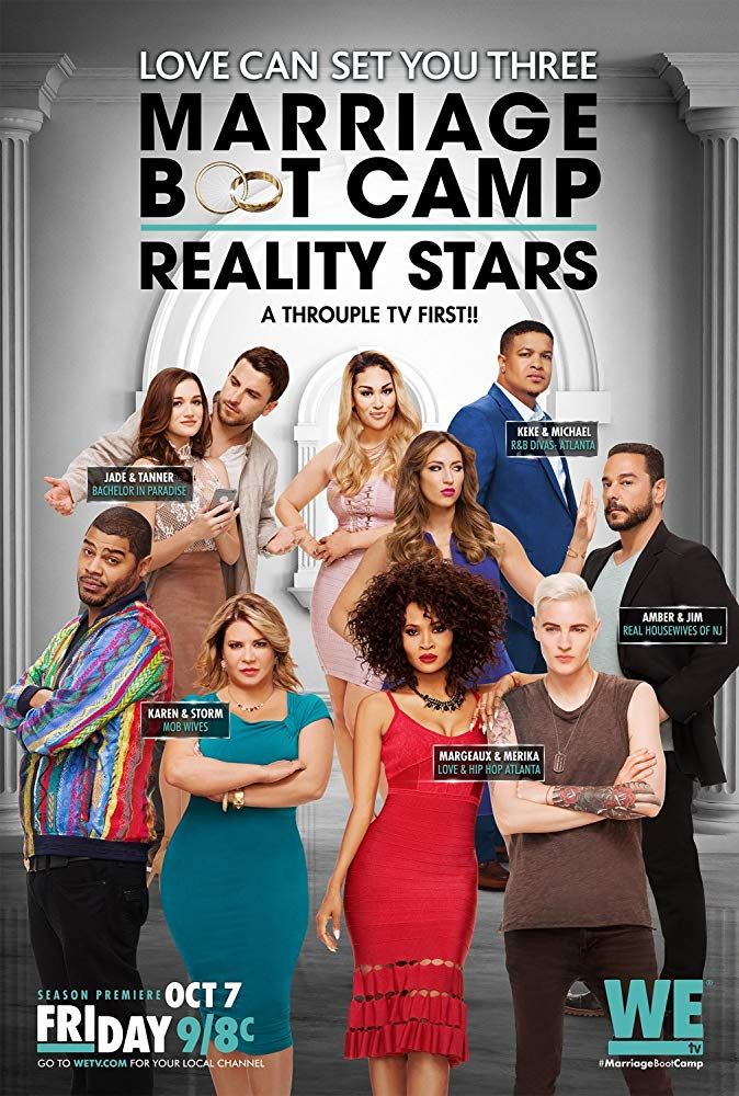Watch Movie Marriage Boot Camp Reality Stars - Season 15