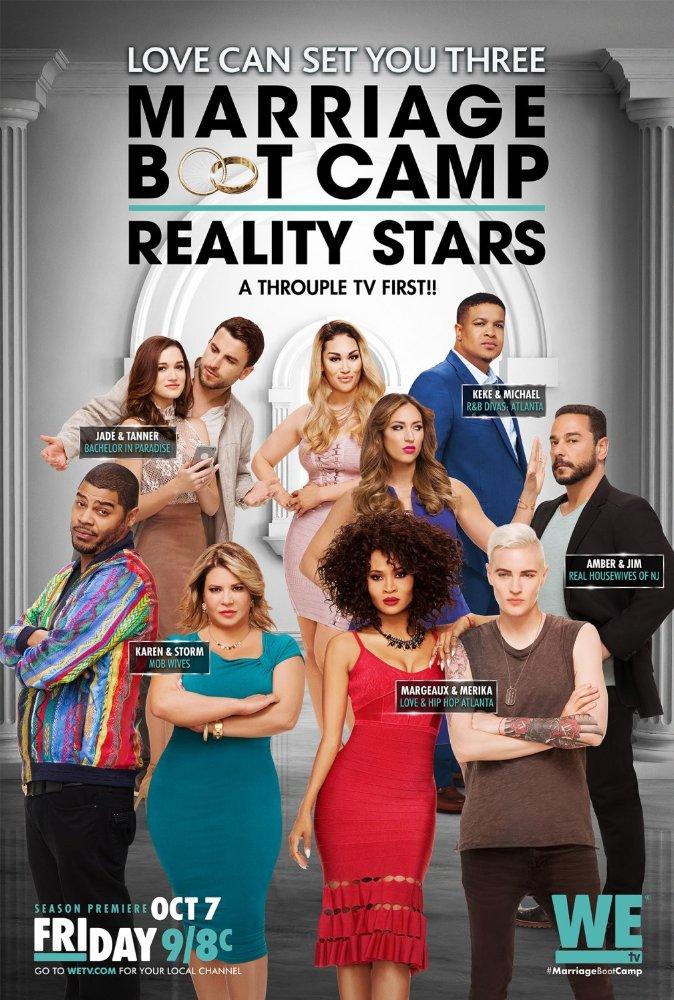 Watch Movie Marriage Boot Camp Reality Stars - Season 8