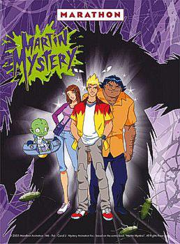 Watch Movie Martin Mystery - Season 3