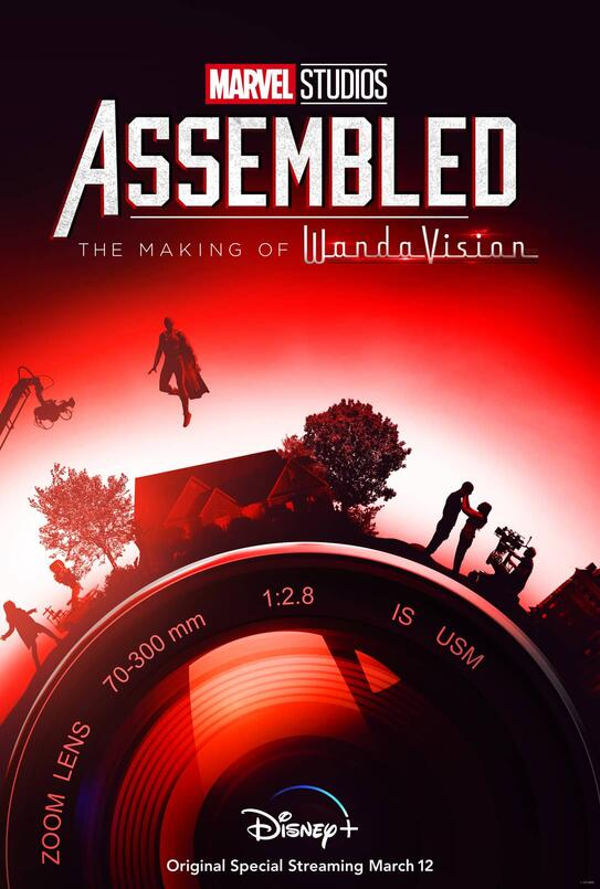 Watch Movie Marvel Studios: Assembled - Season 1