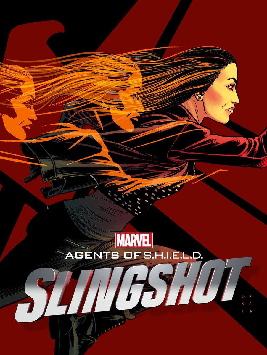 Watch Movie Marvels Agents of S.H.I.E.L.D. Slingshot - Season 1