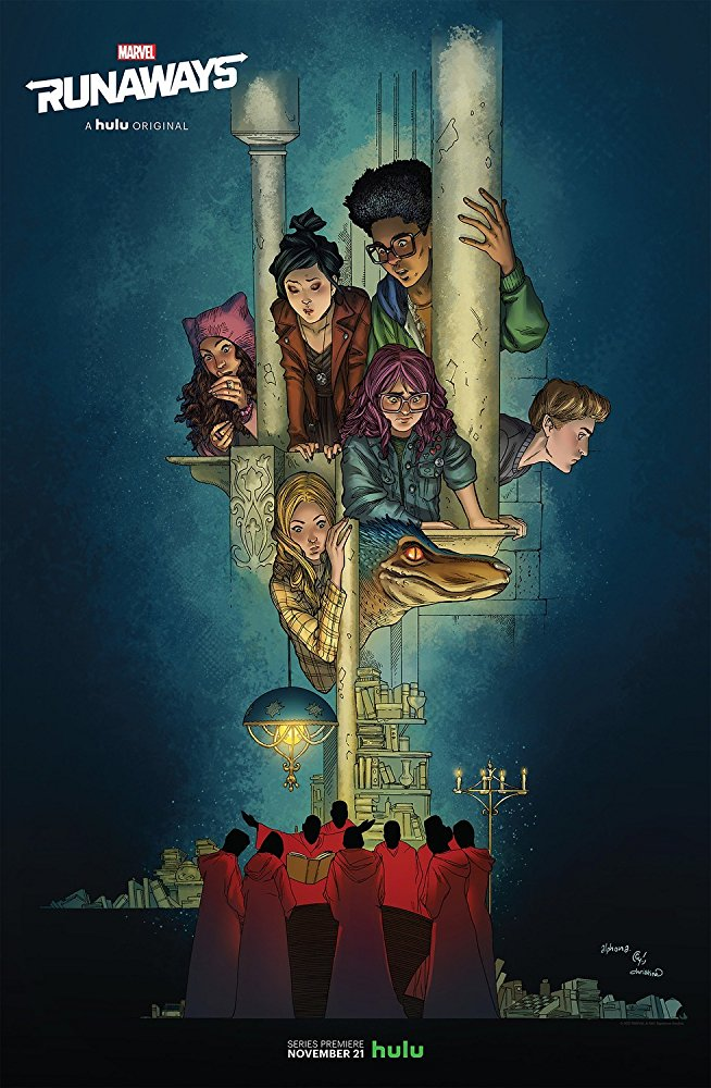 Watch Movie Marvel's Runaways - Season 1