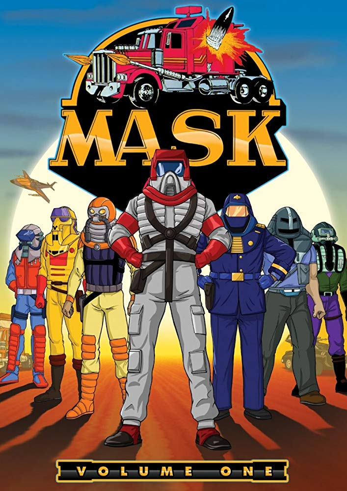 Watch Movie MASK - Season 1