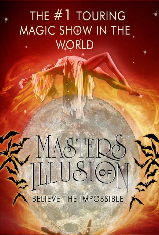 Watch Movie Masters Of Illusion - Season 1