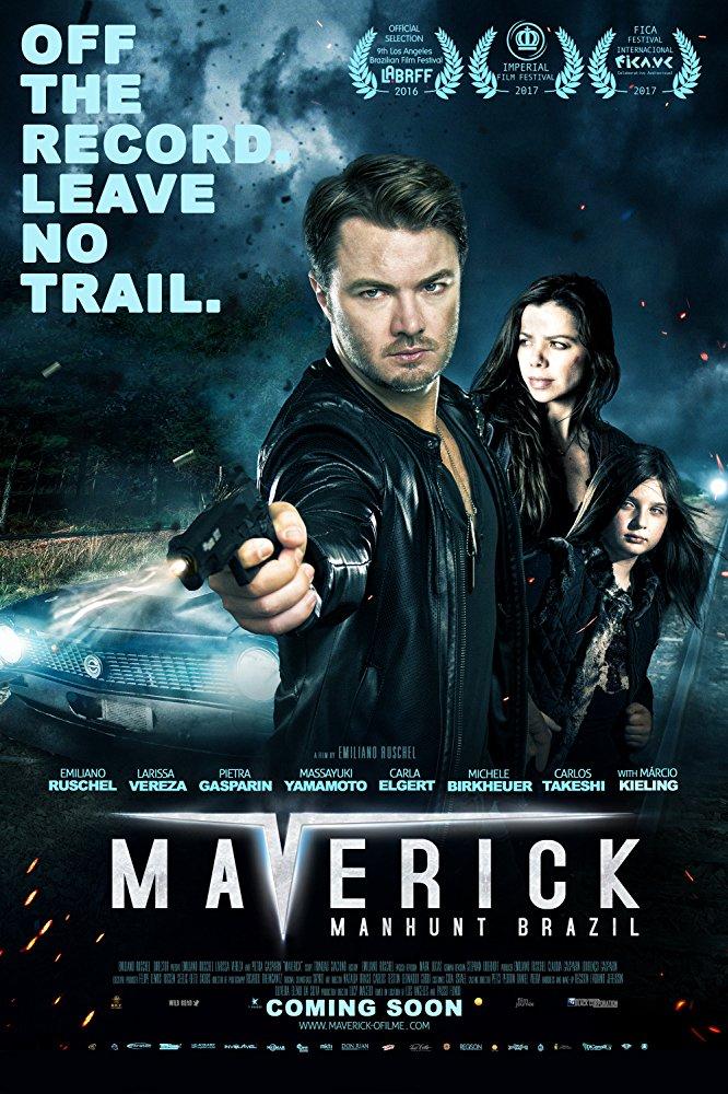 Watch Movie Maverick: Manhunt Brazil