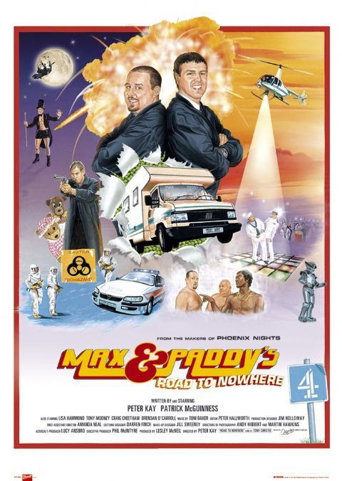Watch Movie Max & Paddy's Road to Nowhere - Season 1