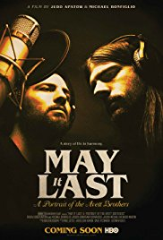 Watch Movie May It Last: A Portrait of the Avett Brothers