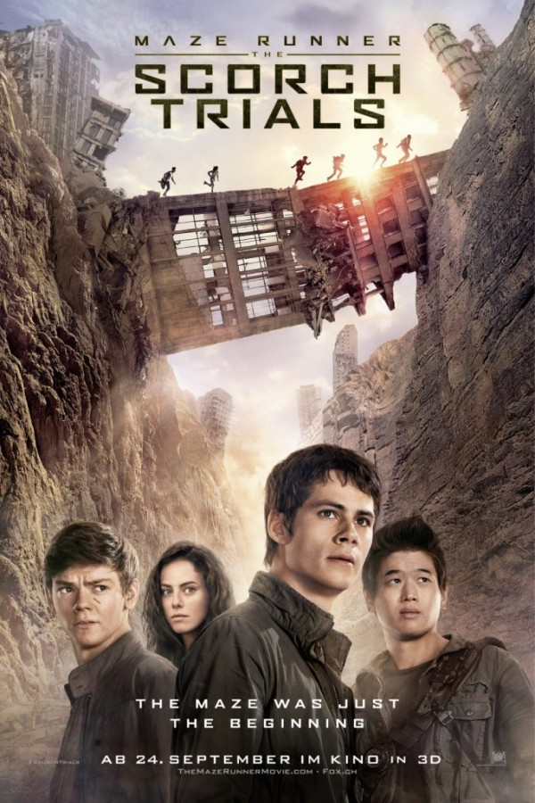 Watch Movie Maze Runner: The Scorch Trials