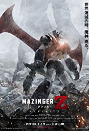 Watch Movie Mazinger Z: Infinity