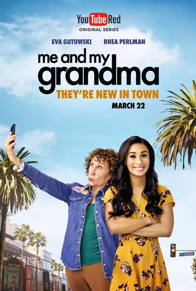 Watch Movie Me and My Grandma