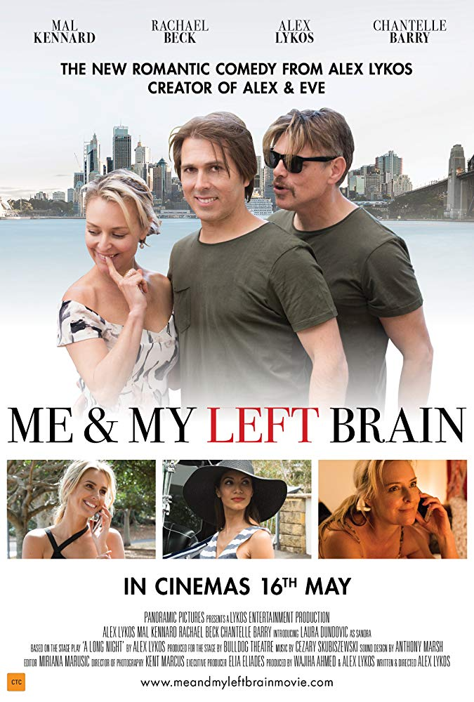 Watch Movie Me & My Left Brain