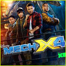 Watch Movie MECH-X4 - Season 2