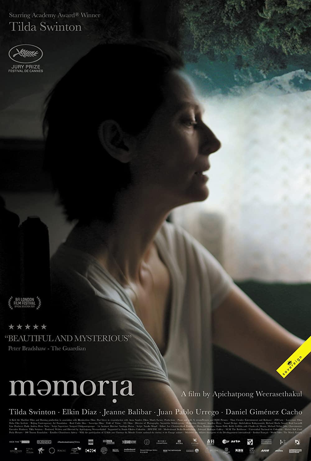 Watch Movie Memoria