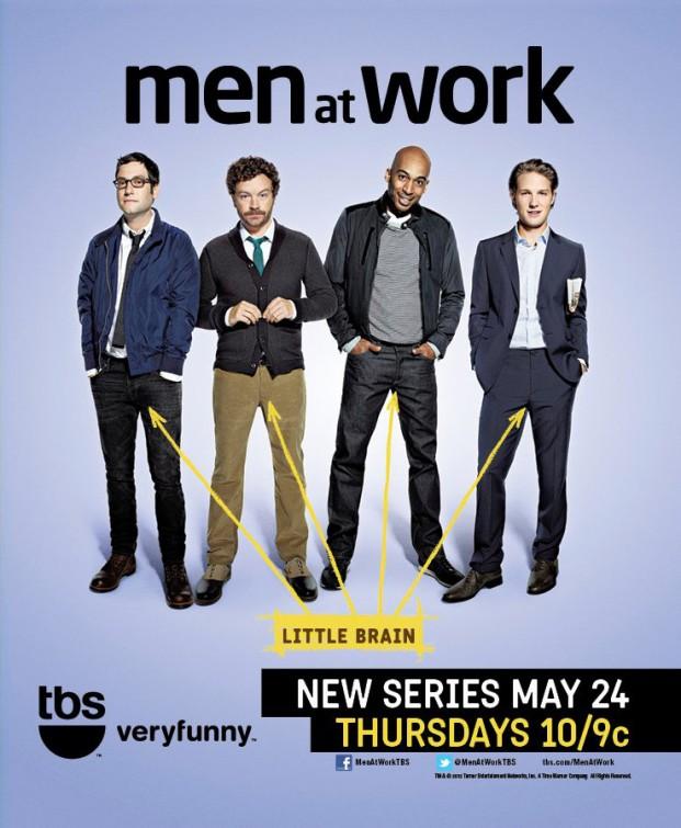 Watch Movie Men at Work - Season 1