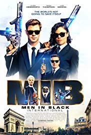 Watch Movie Men in Black: International