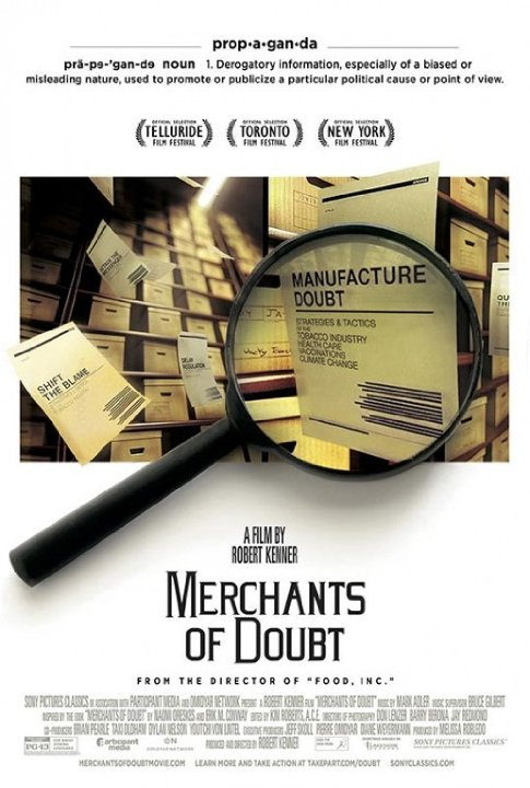 Watch Movie Merchants of Doubt