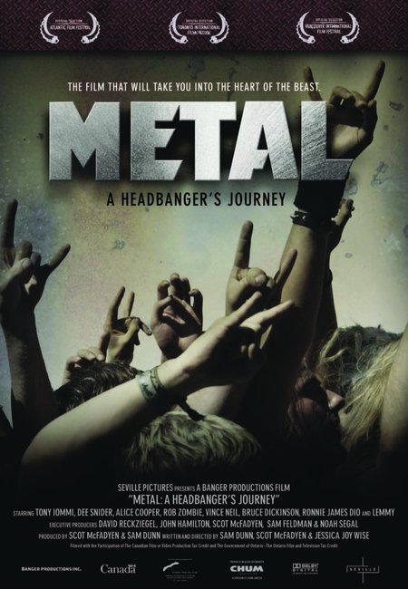 Watch Movie Metal: A Headbanger's Journey