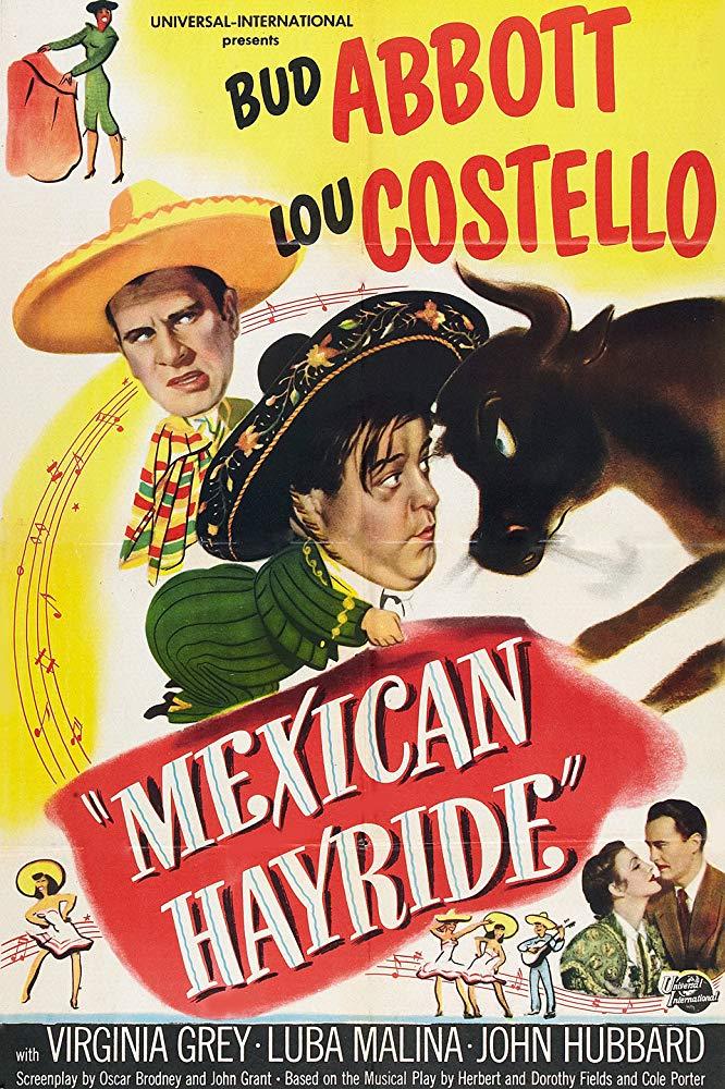 Watch Movie Mexican Hayride (1948)
