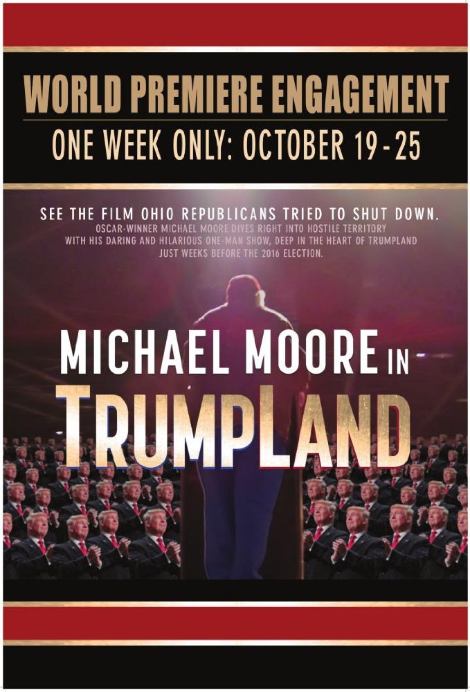 Watch Movie Michael Moore in TrumpLand