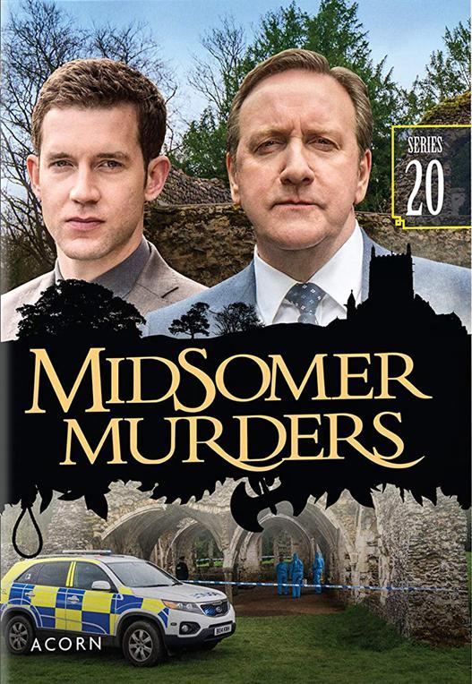 Watch Movie Midsomer Murders - Season 3