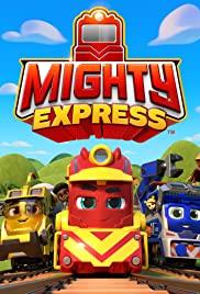 Watch Movie Mighty Express - Season 2