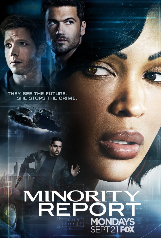 Watch Movie Minority Report - Season 1