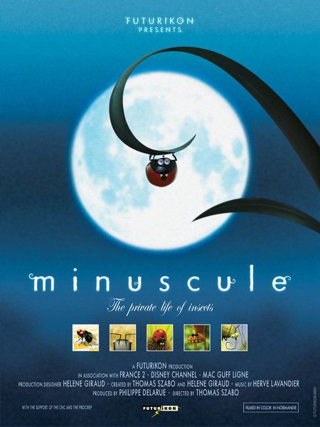 Watch Movie Minuscule - Season 3